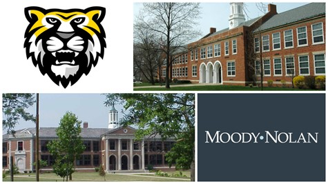CH-UH selected Moody Nolan as the architect for the middle school renovations.