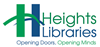 Heights Library Activities for February