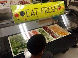All CHUH students will receive free breakfast and lunch each day in 2016-2017.
