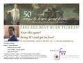 November program flyer for Apollo's Fire