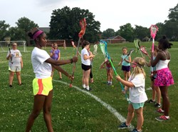 Heights Girls Lacrosse Camp