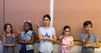 Fairfax Elementary ASL Club