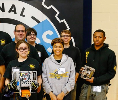 Robotics Team 2016