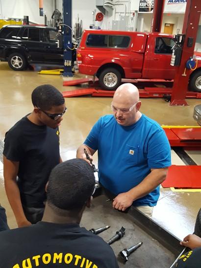Heights Career Tech Automotive Technology