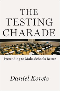 Testing Charade book cover
