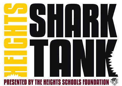 Heights Shark Tank Logo