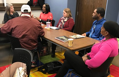 Coffee Chat with CH-UH Superintendent Dr. Talisa Dixon