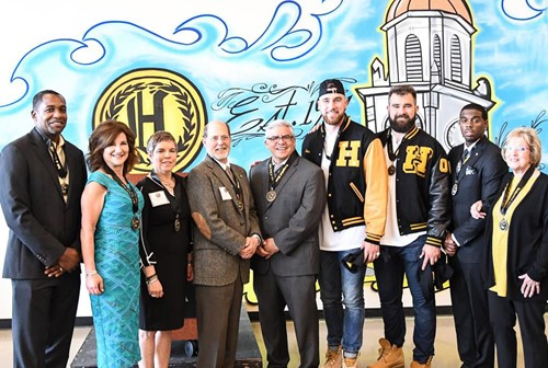 2018 CHHS Distinguished Alumni Hall of Fame Inductees