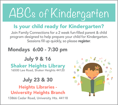 Family Connections flyer