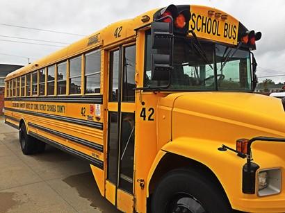 CH-UH School Bus