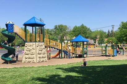 Fairfax Elementary Playground