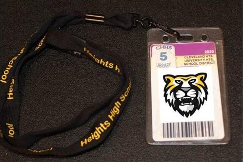 Heights High School ID