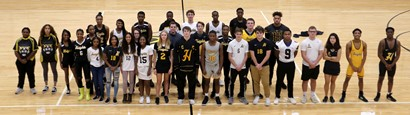 Heights High School student-athletes