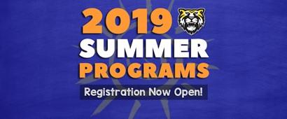 Summer Programming graphic