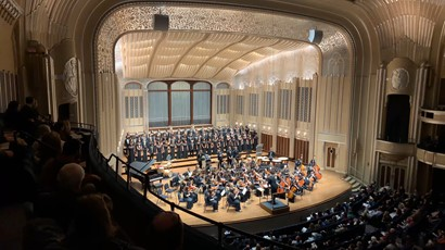 Performance at Severance Hall