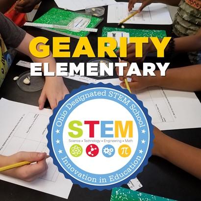 Gearity Elementary Receives STEM Designation
