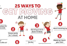 Moving at home