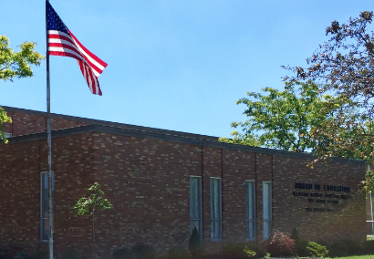 board of education exterior