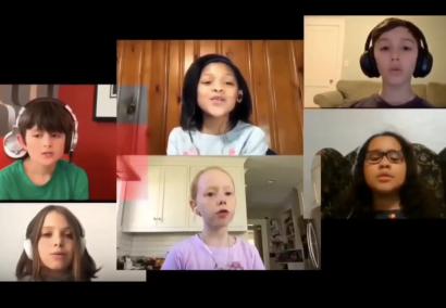 Students Virtual Choir