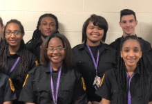 Criminal Justice seniors receive OPOTA Certifications