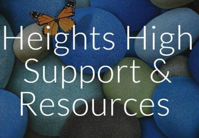 Heights High support resources