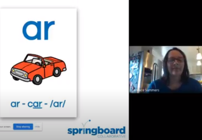 Springboard Online Lesson