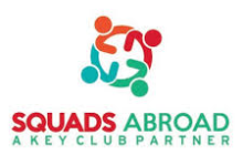 Key Club Squads Abroad