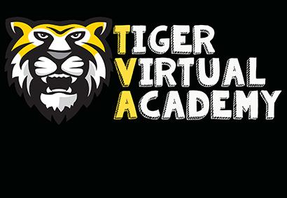 tiger virtual academy logo