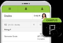 Campus parent screenshot
