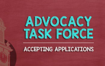 advocacy task force graphic