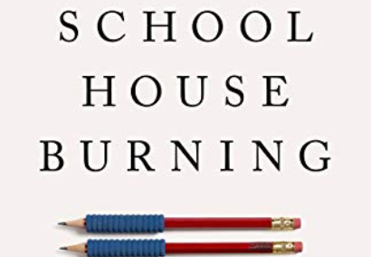 schoolhouse burning book cover