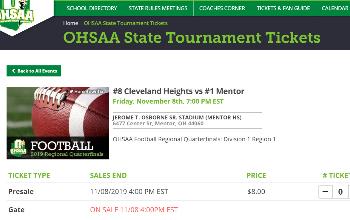tickets screenshot