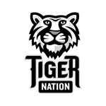 Tiger Nation Gray EPS