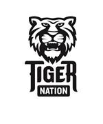 Tiger Nation 9-12 black EPS