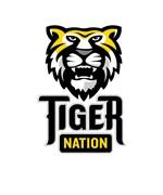 Tiger Nation 9-12 2 color EPS