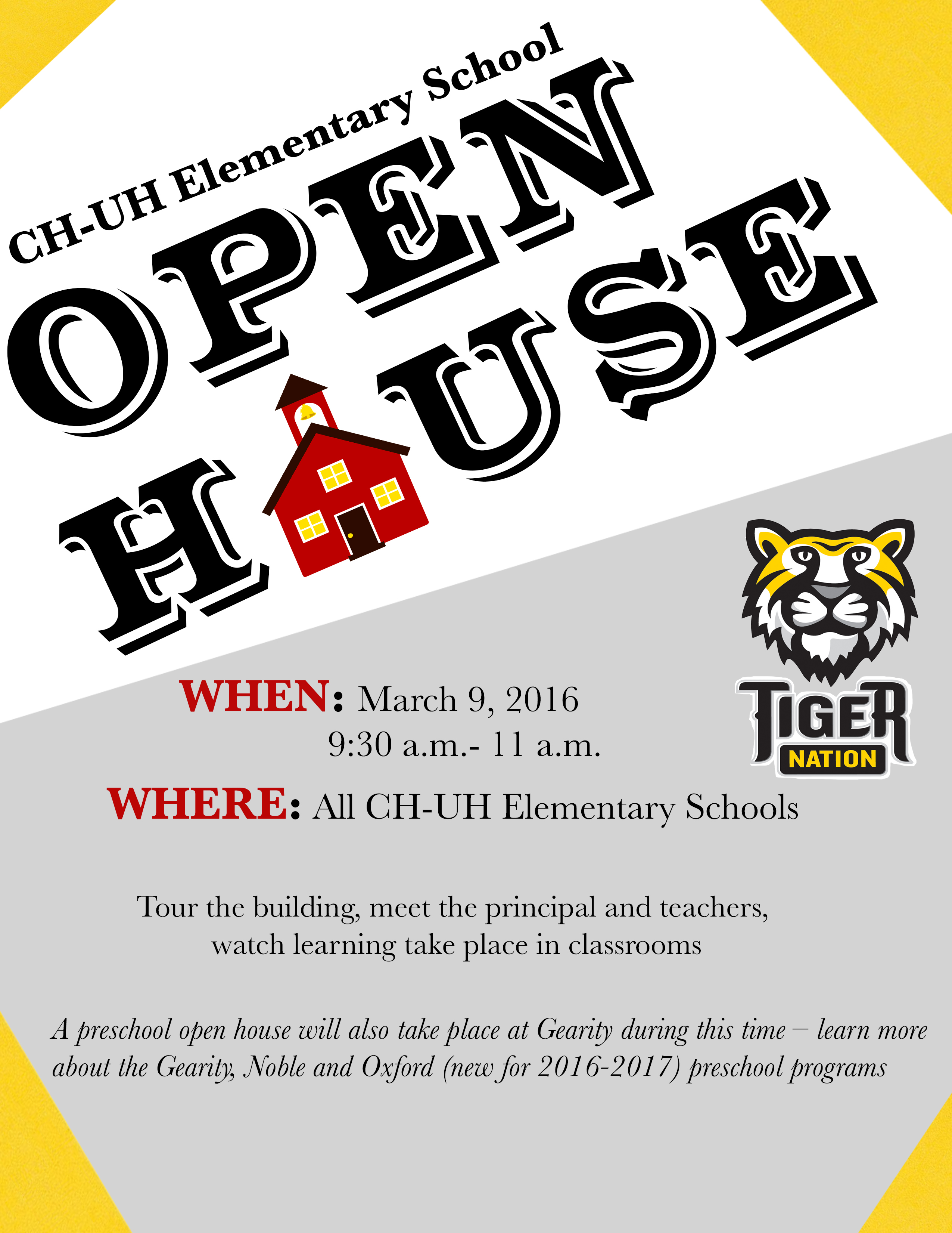 essays open house The open house culture will strengthen unity among the racial in our country while attending the open house, the guests will to mingle with other guests while attending the open house, the guests will to mingle with other guests.