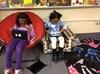 Digital Literacy with First Grade Friends
