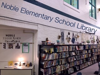 Noble Elementary School Library