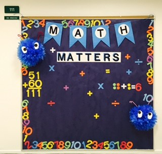 Math Matters in Room #111