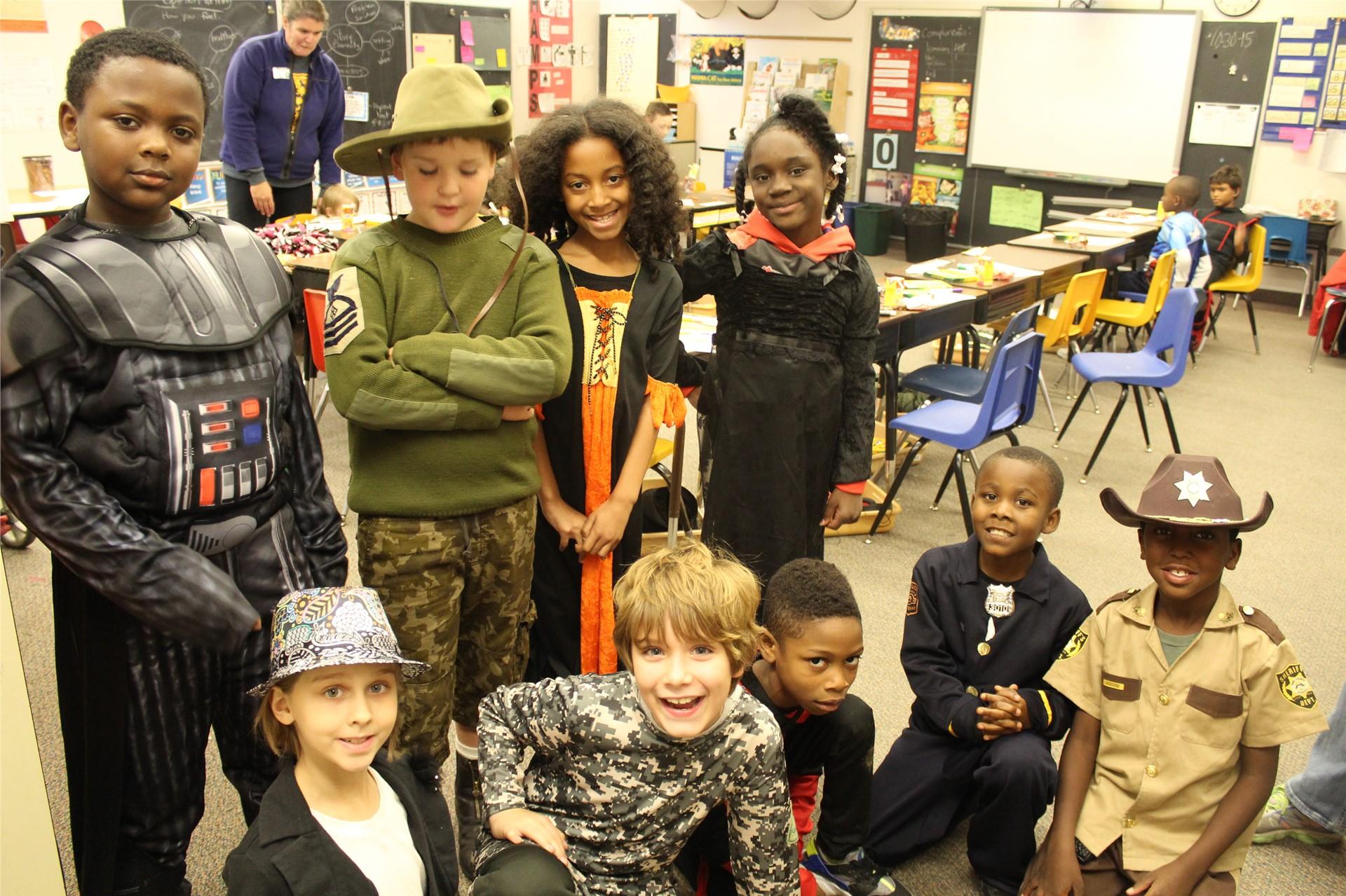 grade 3 Celebrate at Century Parade