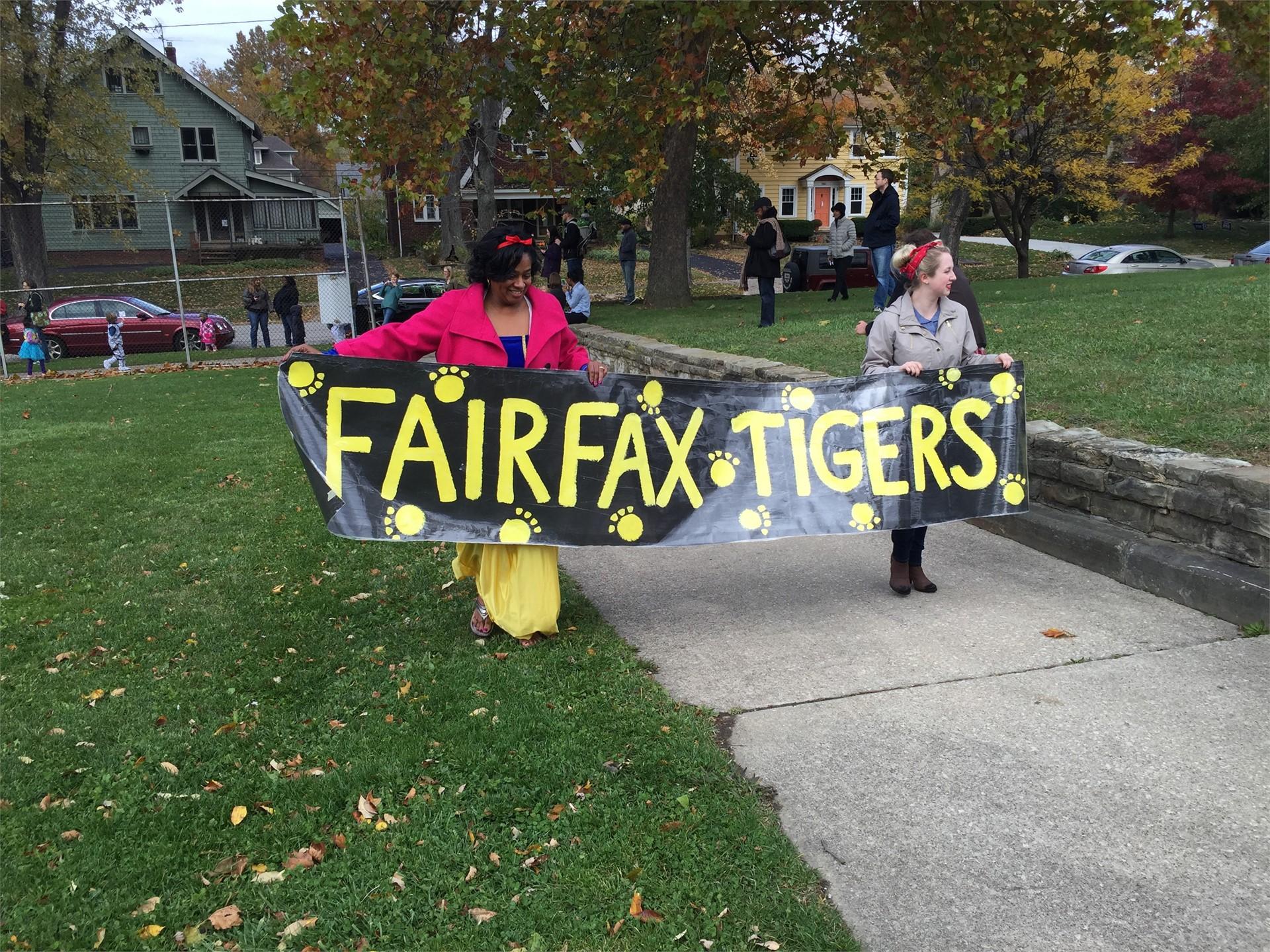 Fairfax Centennial Celebration Century Parade