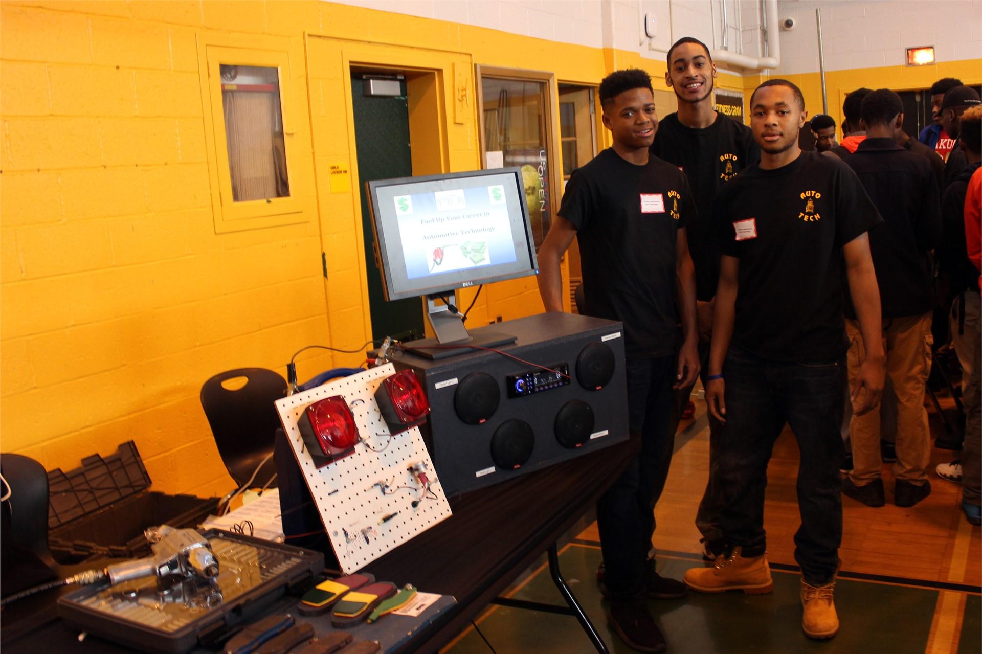 CTE Program - Automotive Technology