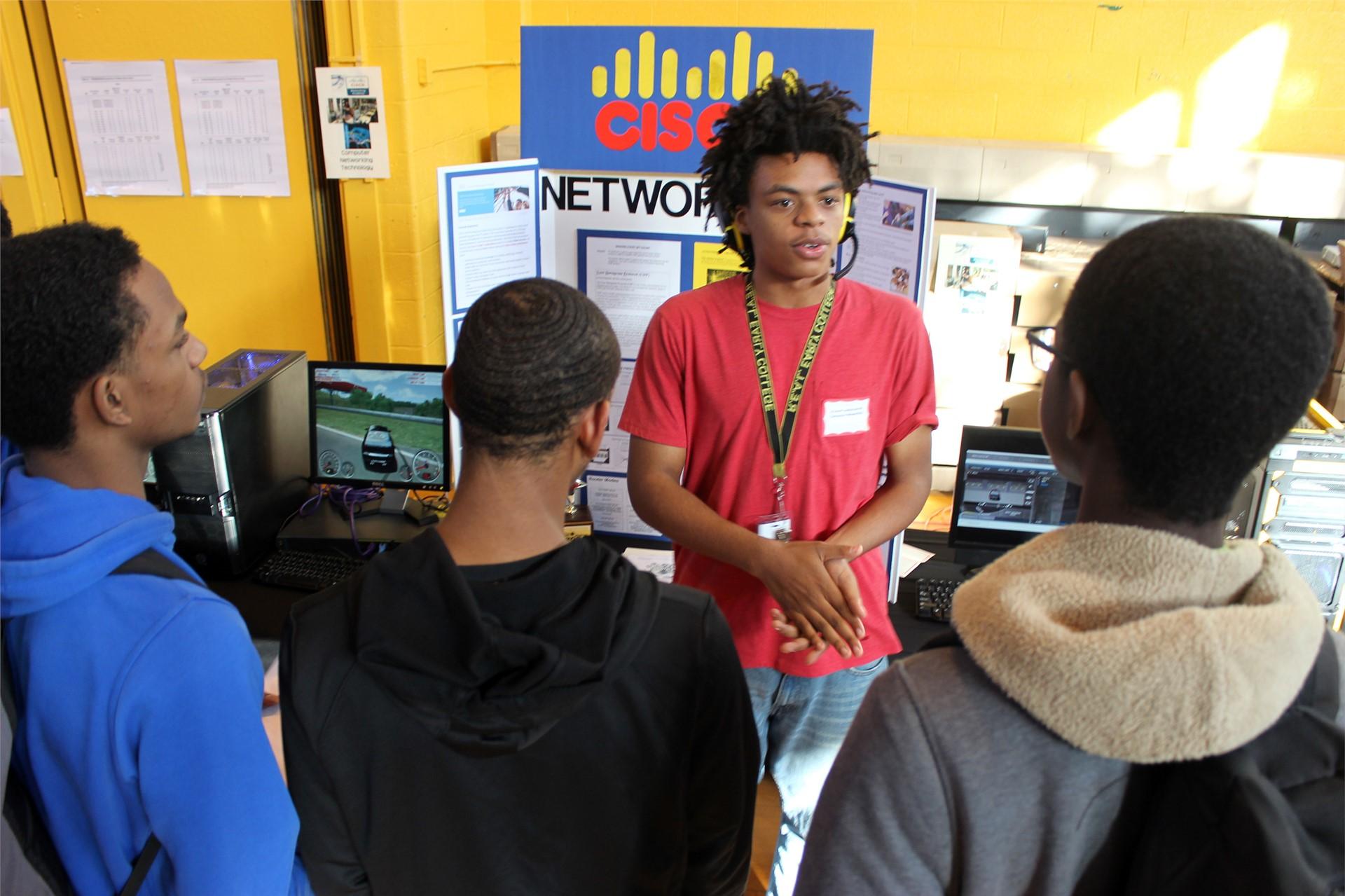 CTE Program - Computer Networking