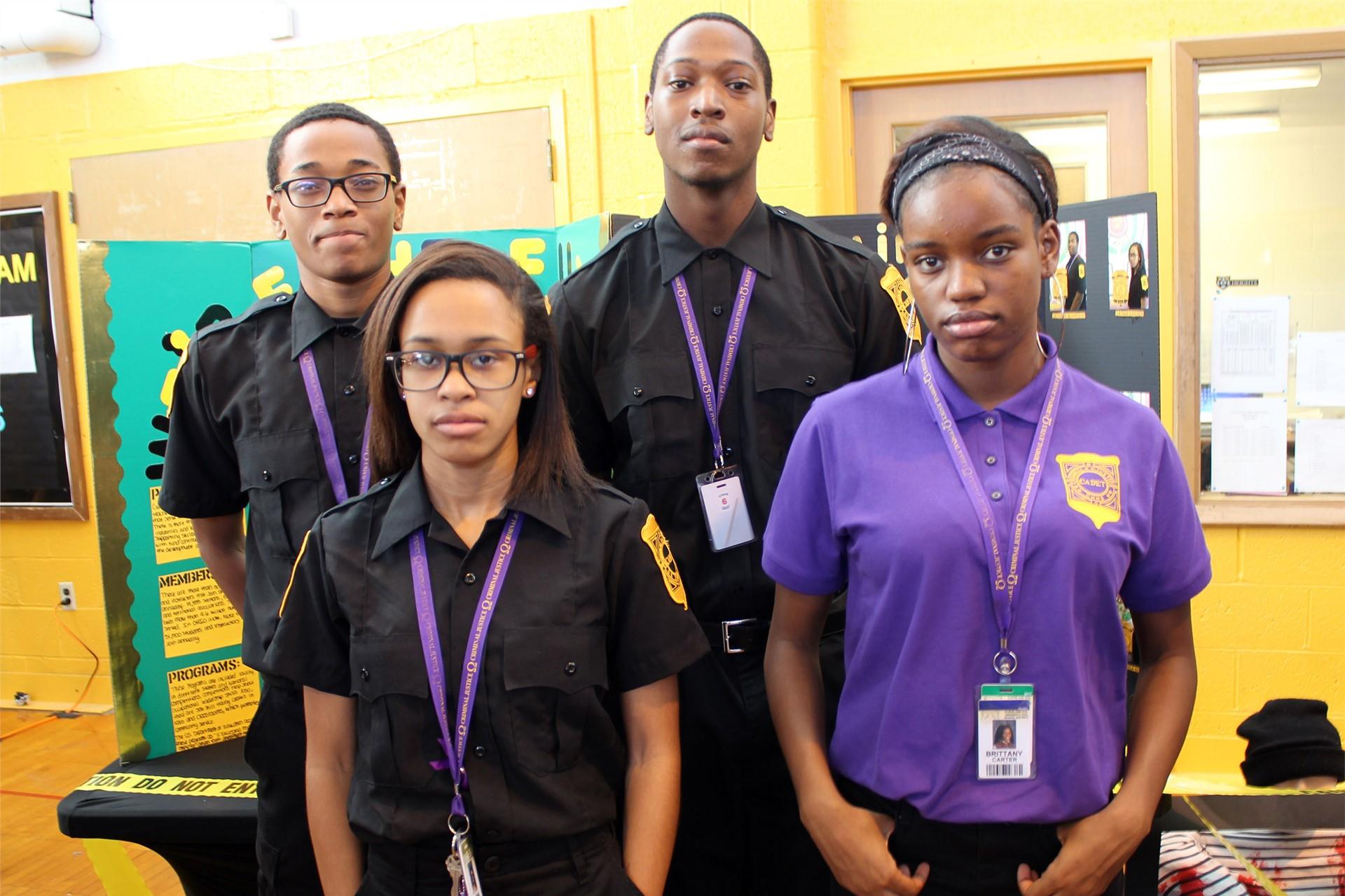CTE Program - Criminal Justice