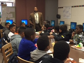 "4th Grade Boys Mentoring Program ""Gent's"" to Gentleman"