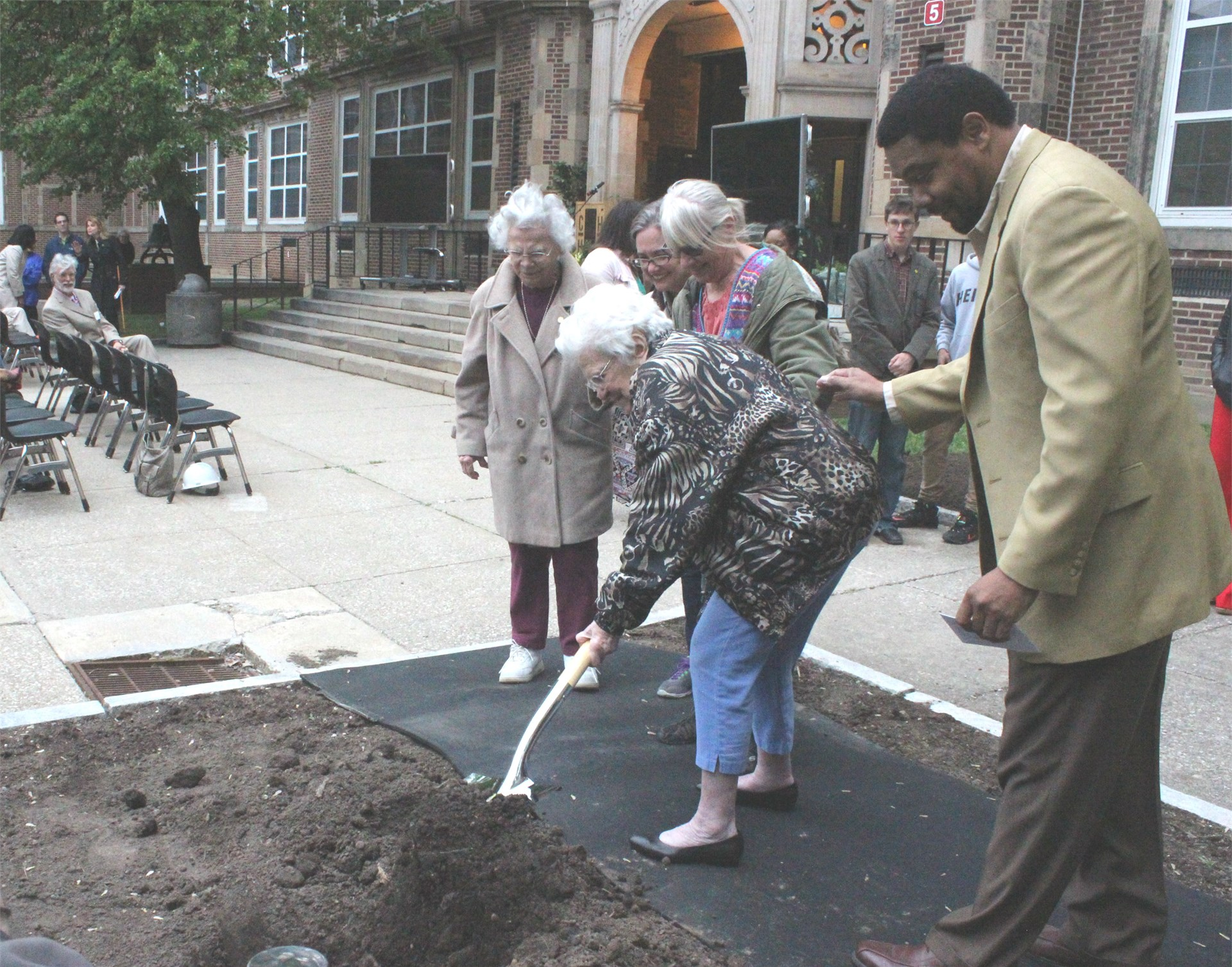 Time Capsule Ceremony