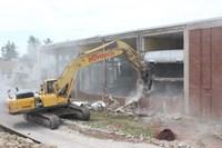 Science Wing Demolition