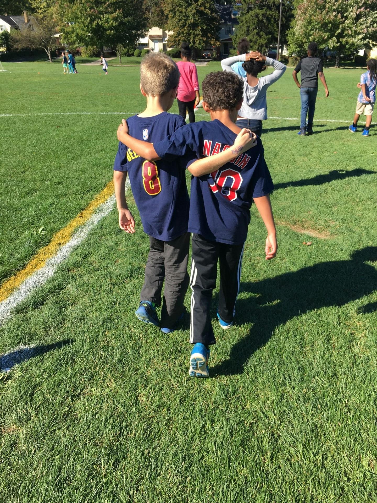 2016 Fun Run at Canterbury School