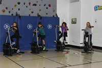 PPG Gym Equipment Grant Demo - October 20, 2016