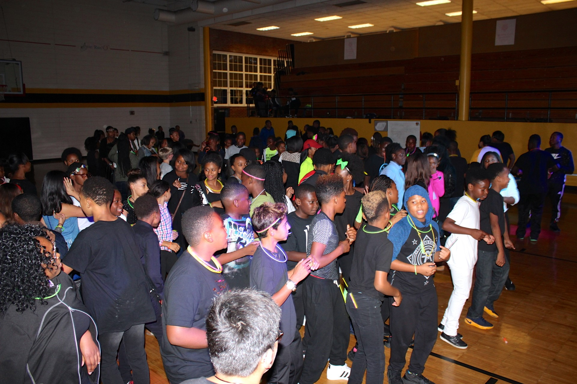 Students Dance the Night Away at the Fall Harvest Dance